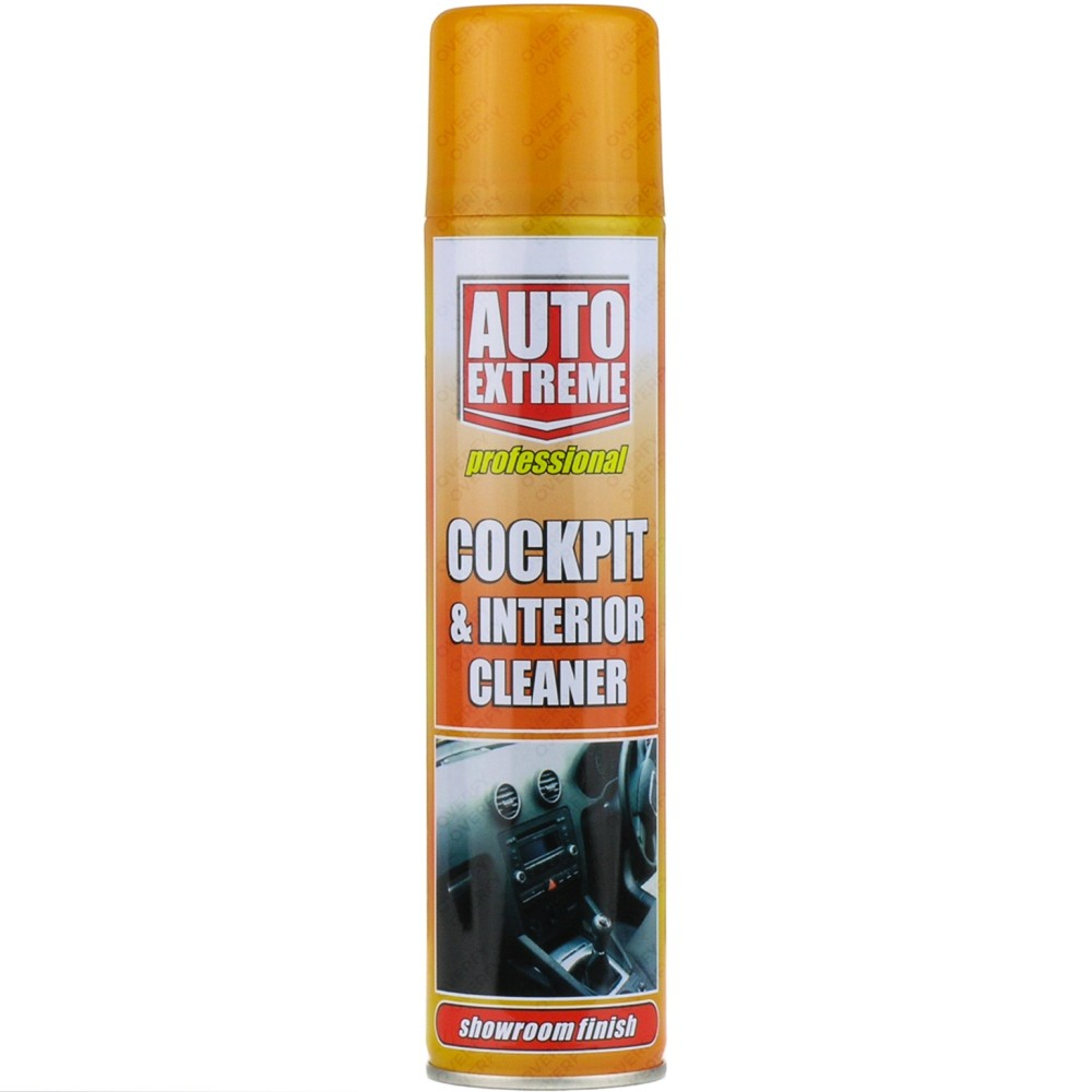 car cockpit interior cleaner spray anti static 300ml sprayster