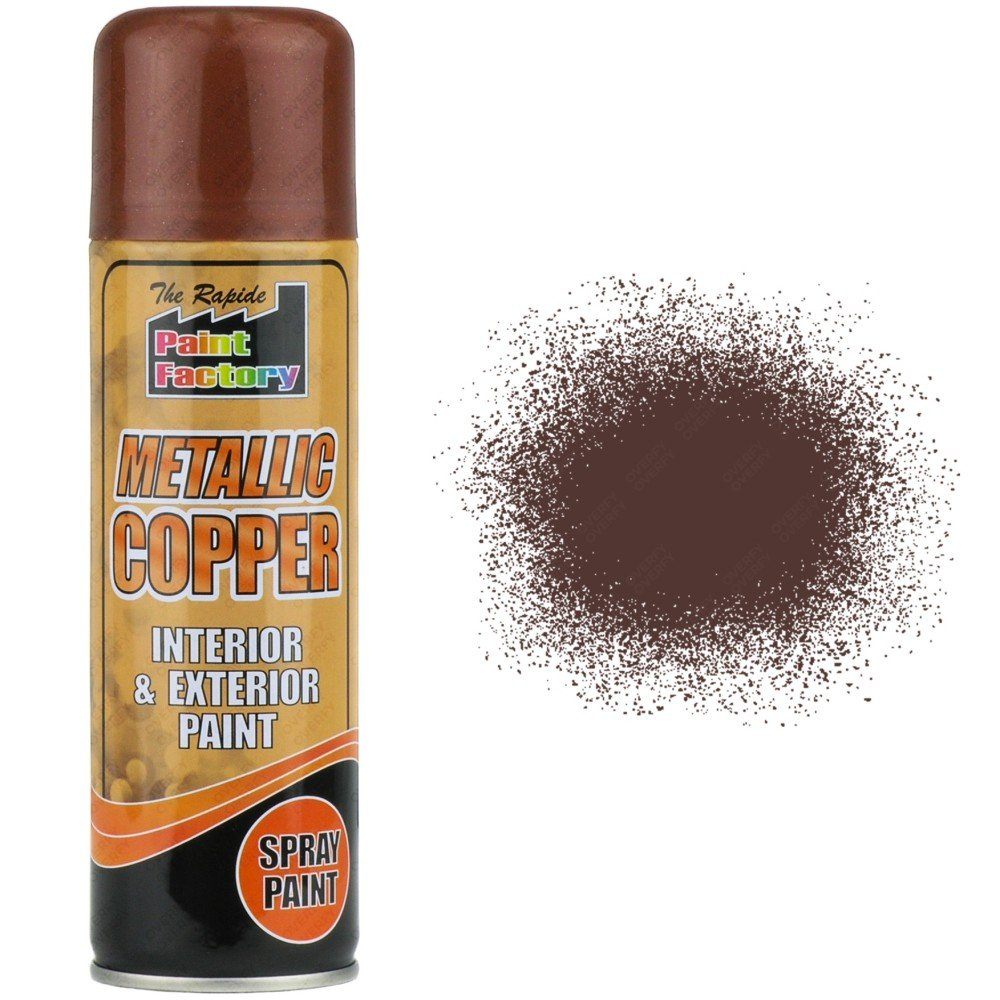 200ml Metallic Copper Sprayster